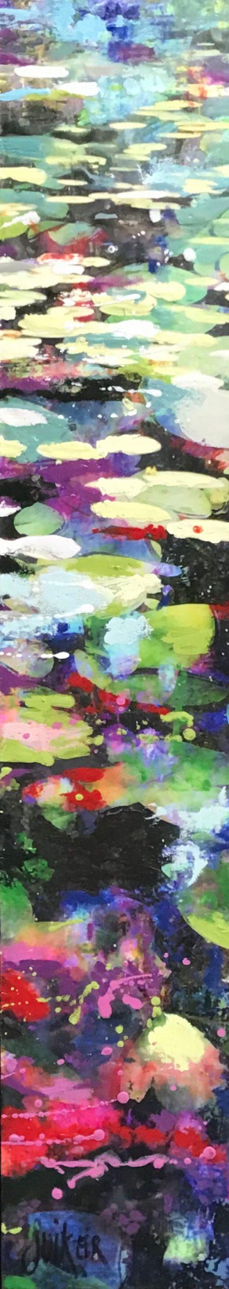 Kunst: Symbiose 80-16 van kunstenaar Suus Suiker