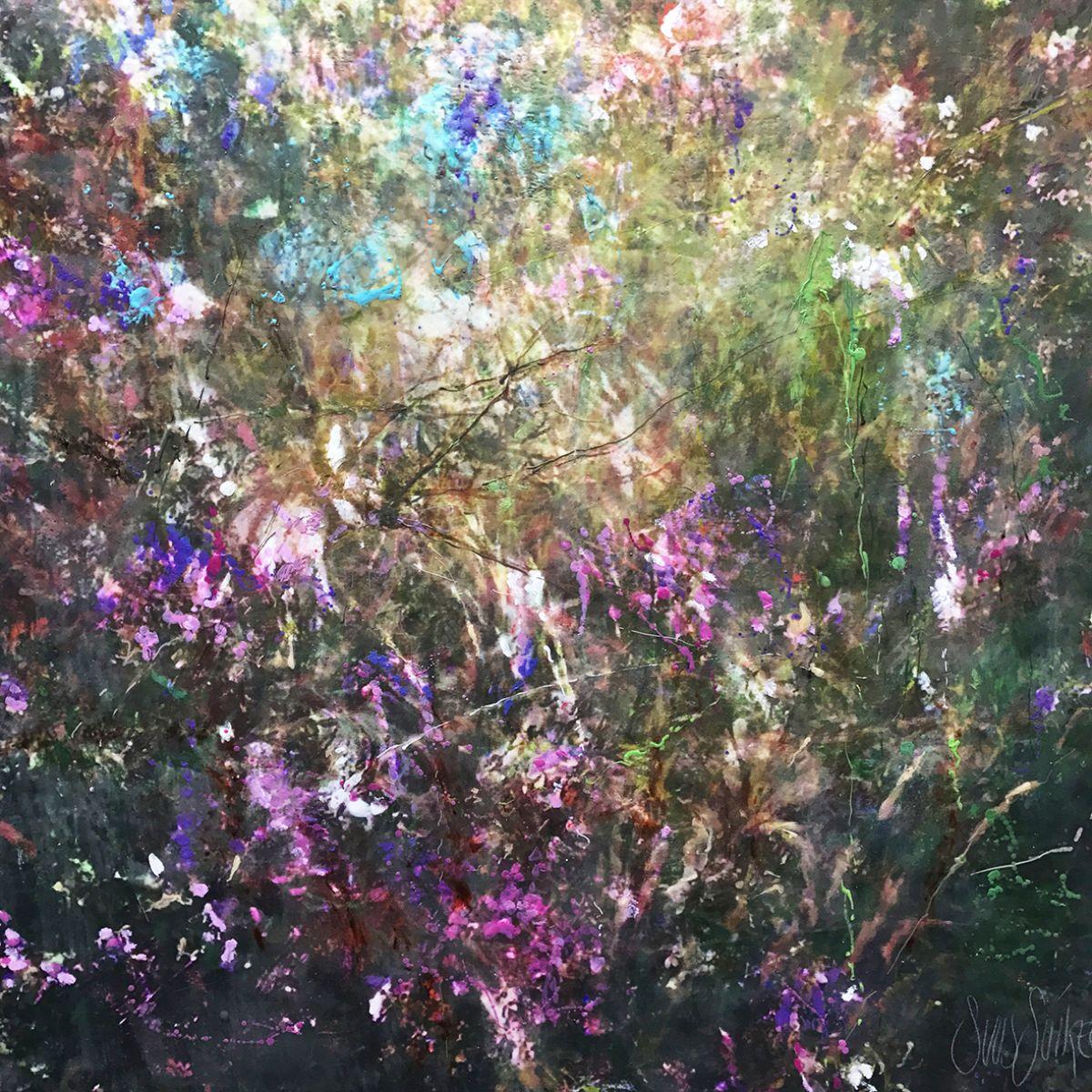 Kunst: Symbiose 90-01 van kunstenaar Suus Suiker