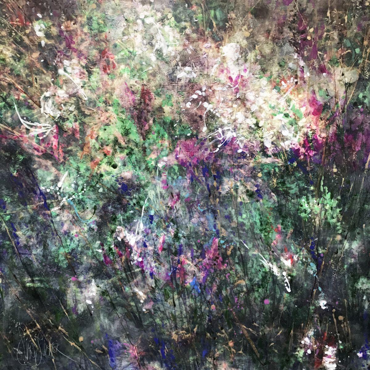 Kunst: Symbiose 90-02 van kunstenaar Suus Suiker