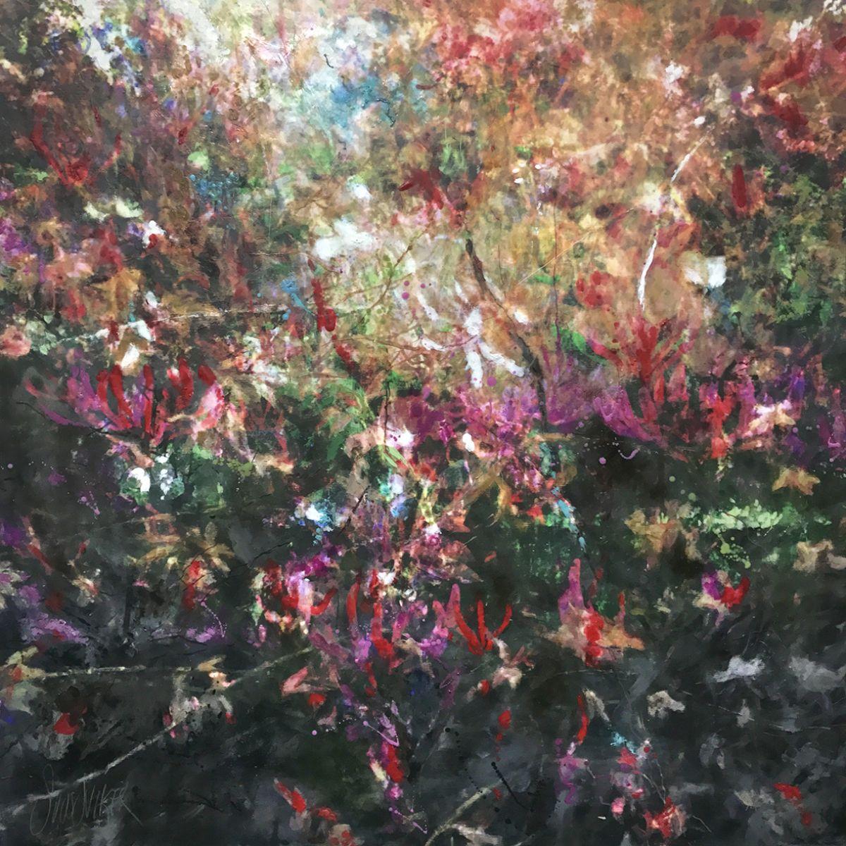 Kunst: Symbiose 90-03 van kunstenaar Suus Suiker
