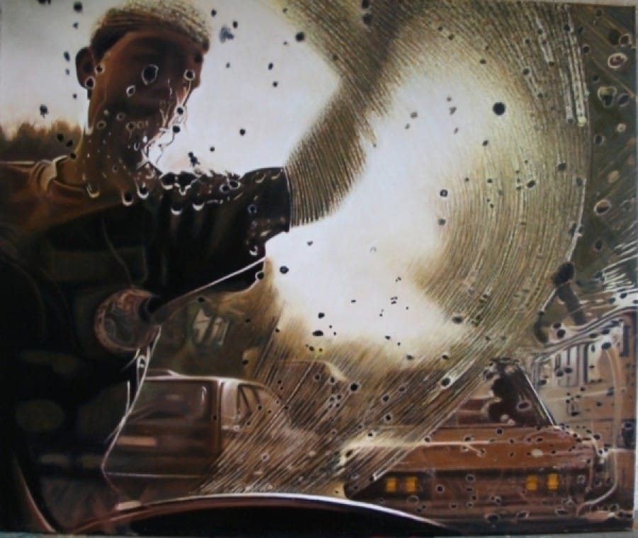 Kunst: Tabula-rasa van kunstenaar Leo Wijnhoven