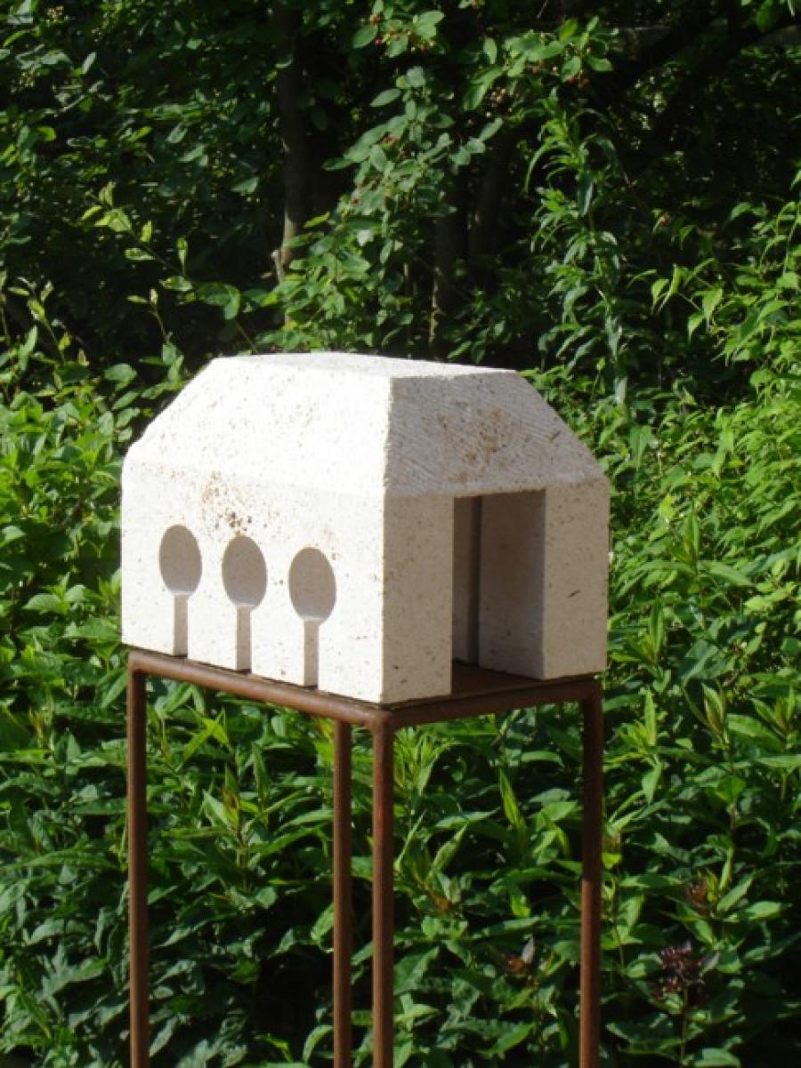Kunst: Tempel van kunstenaar Miranda Karskens