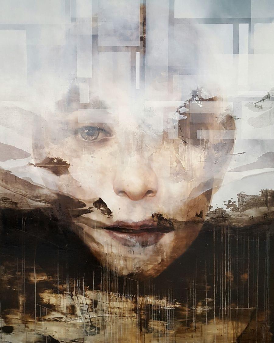 Kunst: the Age of reason II van kunstenaar Joachim van der Vlugt