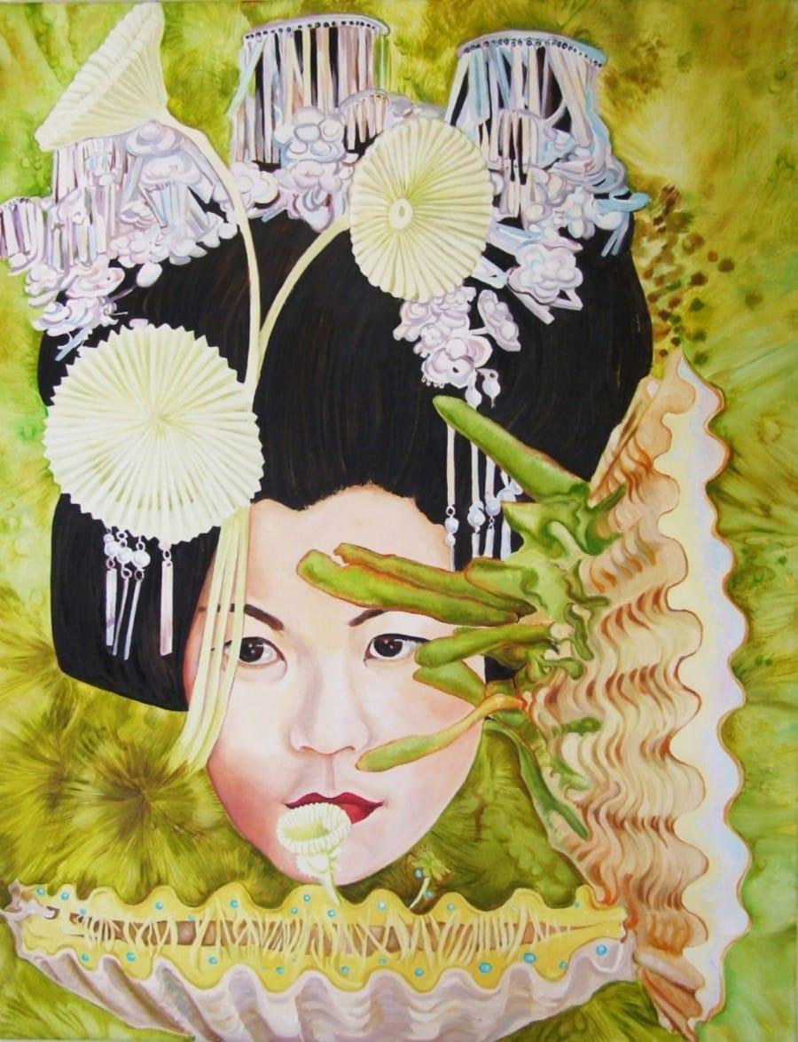 Kunst: The Algbride van kunstenaar Sanneke S.I. Griepink