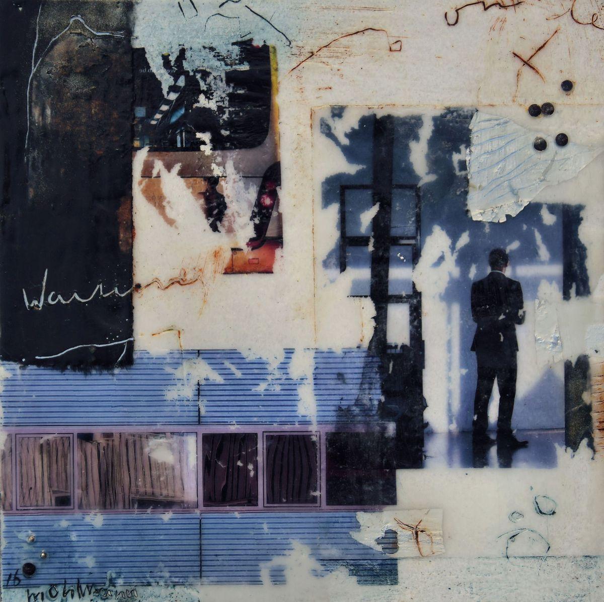 Kunst: The guardian II van kunstenaar Trijnie Mohlmann