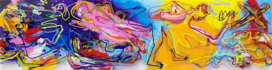 Kunst: The Journey van kunstenaar Jan van Lokhorst