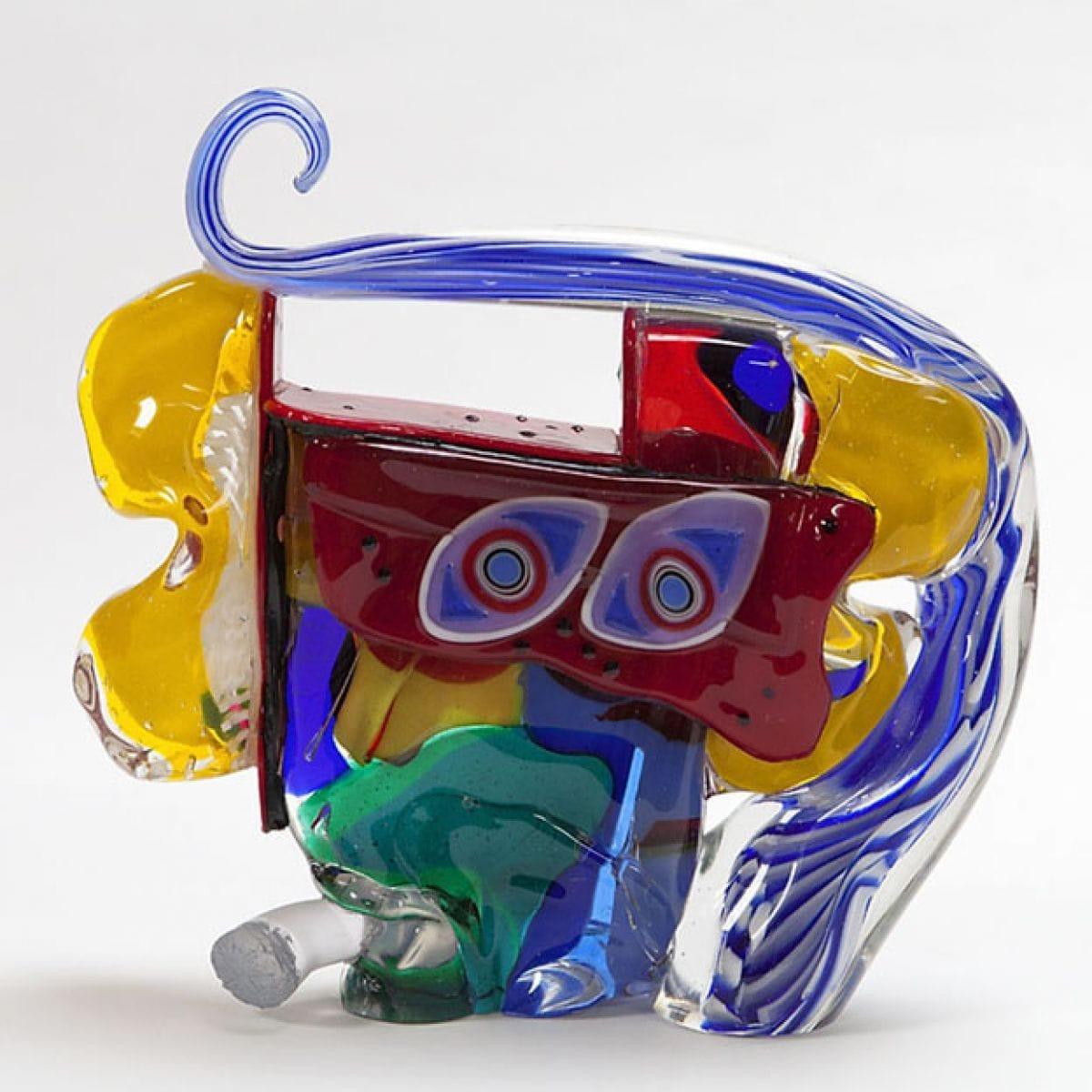 Kunst: The room in my head van kunstenaar Louis la Rooy