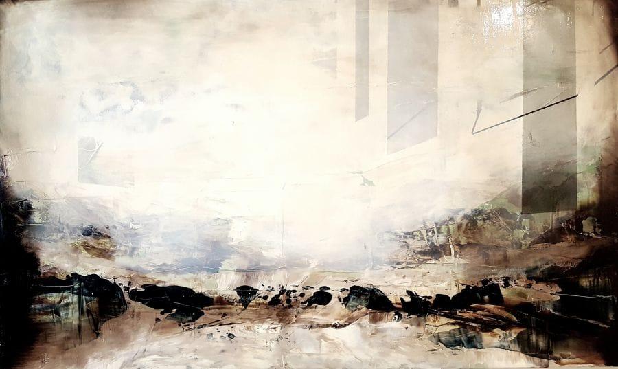 Kunst: the sum of all colors II van kunstenaar Joachim van der Vlugt