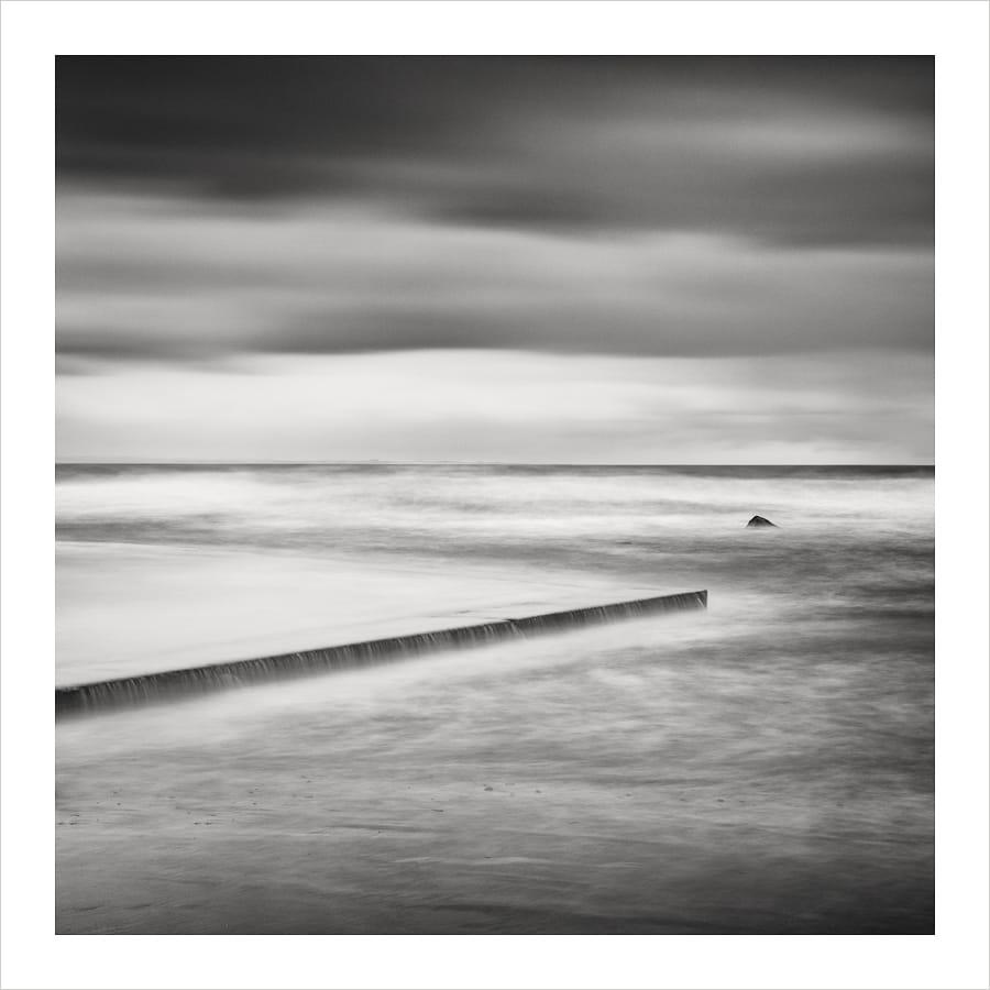 Kunst: Tidal Pool – Study 3 van kunstenaar Wilco Dragt