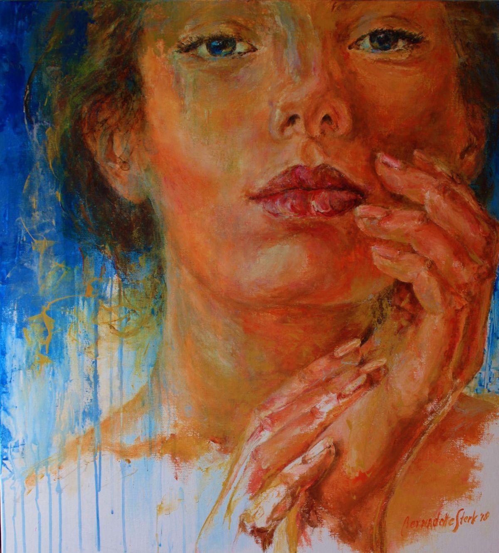 Kunst: To Trust and To Hold van kunstenaar Bernadette Sterk