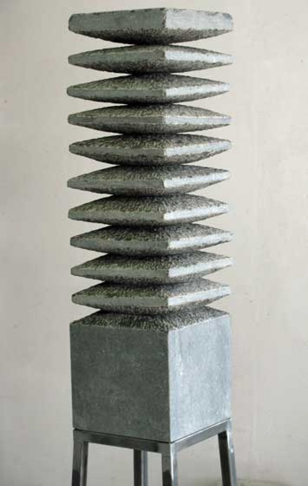 Kunst: Torenhoog van kunstenaar Fieke de Roij