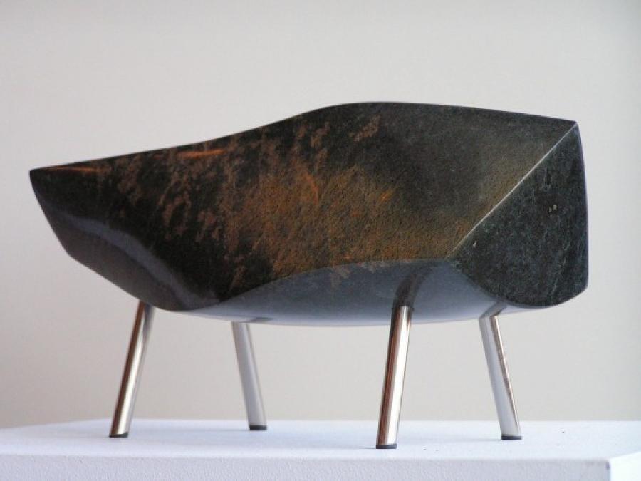 Kunst: Torsion van kunstenaar Bert Verboon