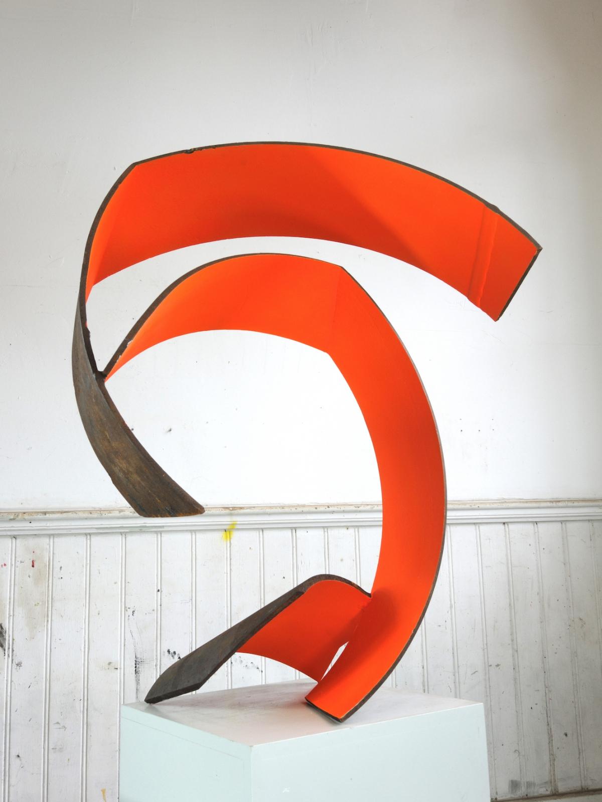 Kunst: Tough one van kunstenaar Eelke van Willegen