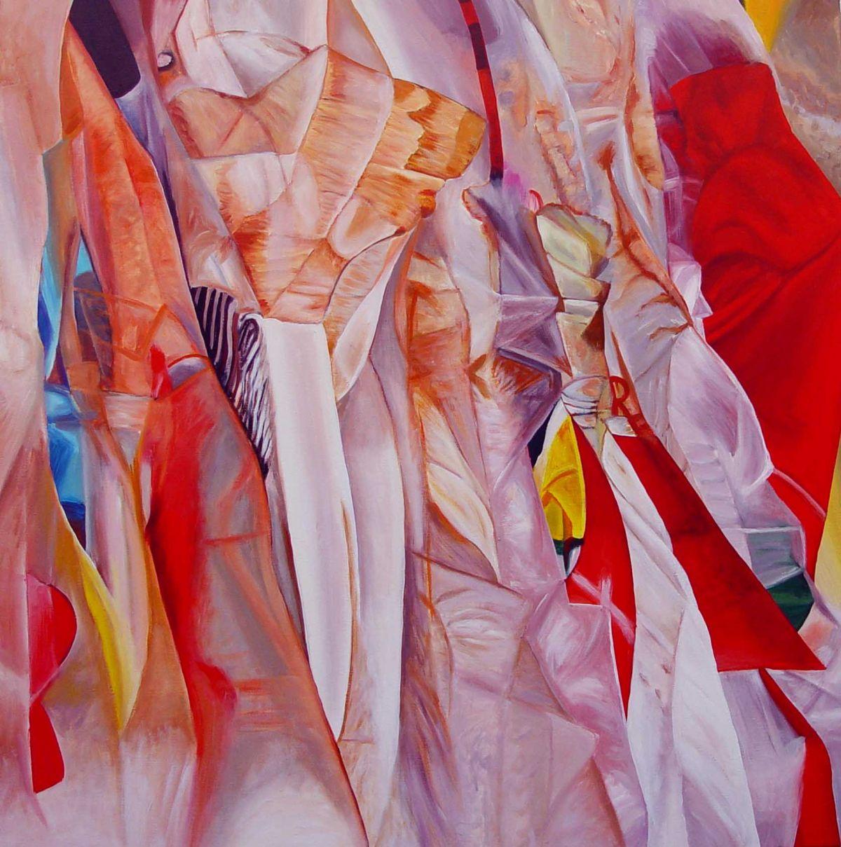 Kunst: Track van kunstenaar Ella Joosten