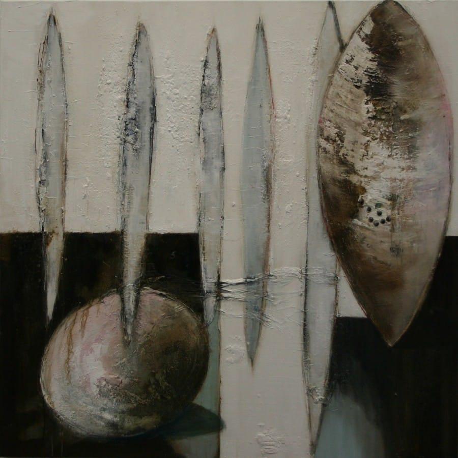 Kunst: Transformation van kunstenaar Toos van Poppel