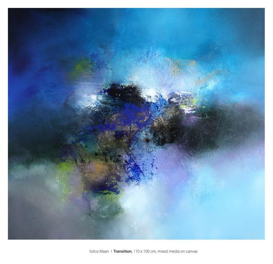 Kunst: Transition van kunstenaar Eelco Maan