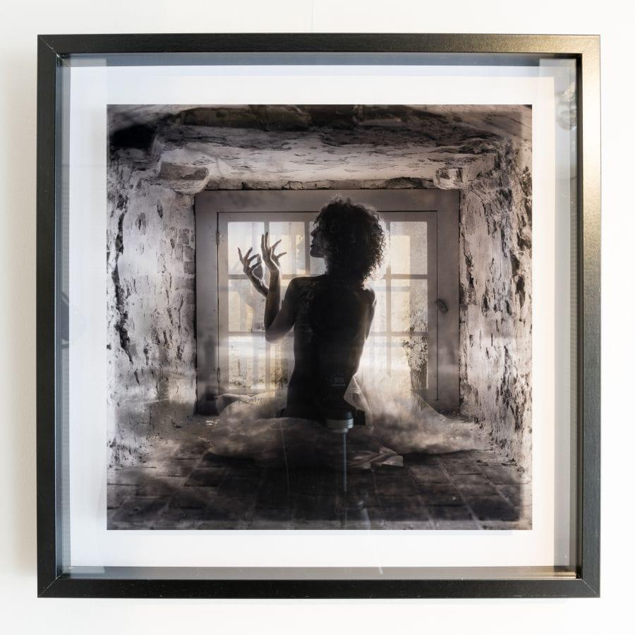 Kunst: Translucent 1 van kunstenaar Barend Houtsmuller
