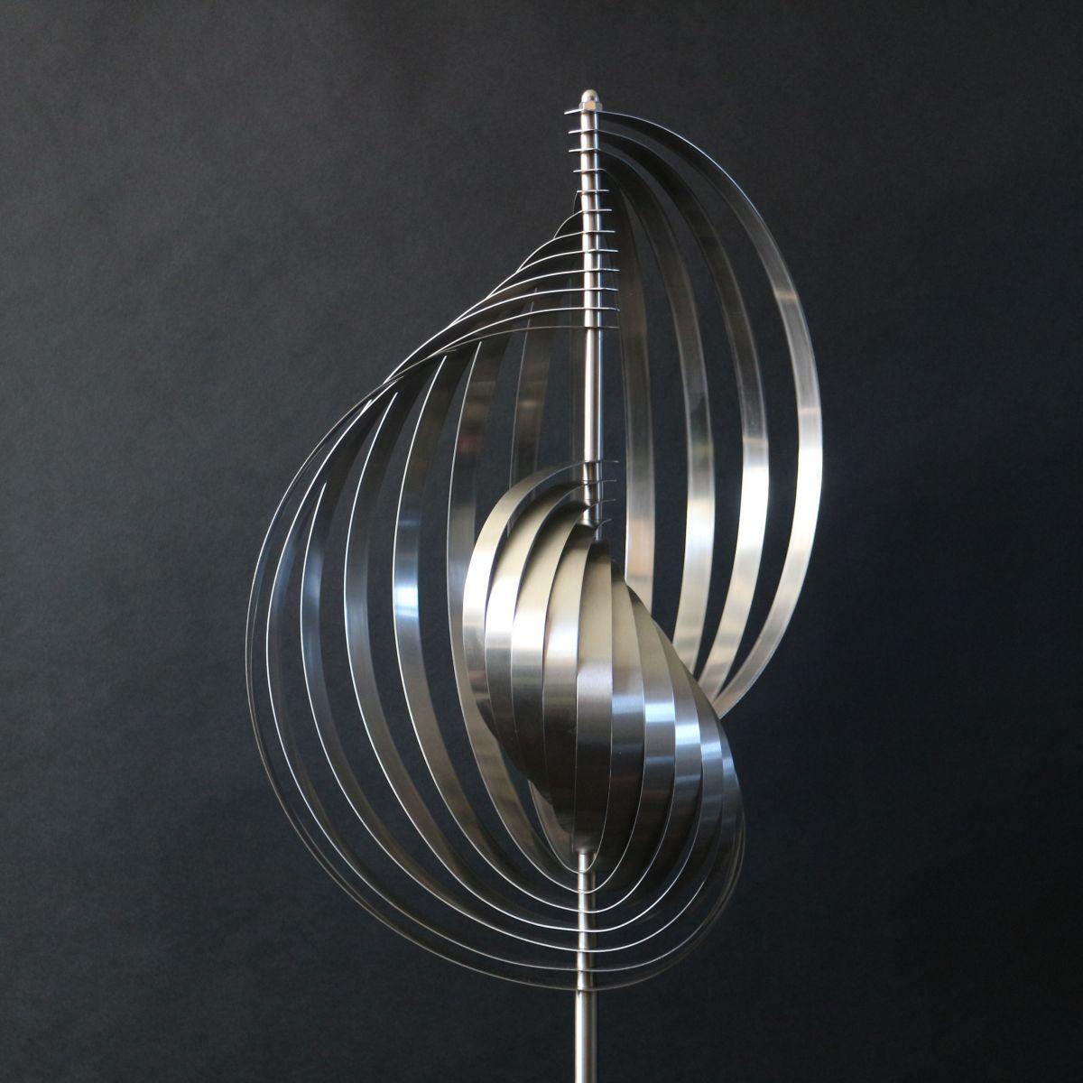 Kunst: Turning van kunstenaar Bert Verboon