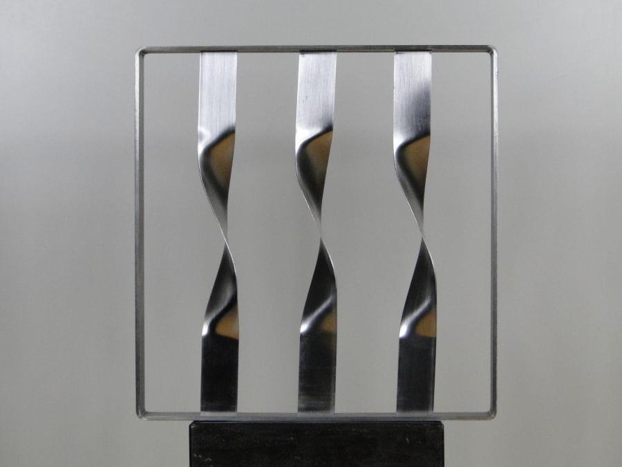 Kunst: Twist van kunstenaar Bert Verboon