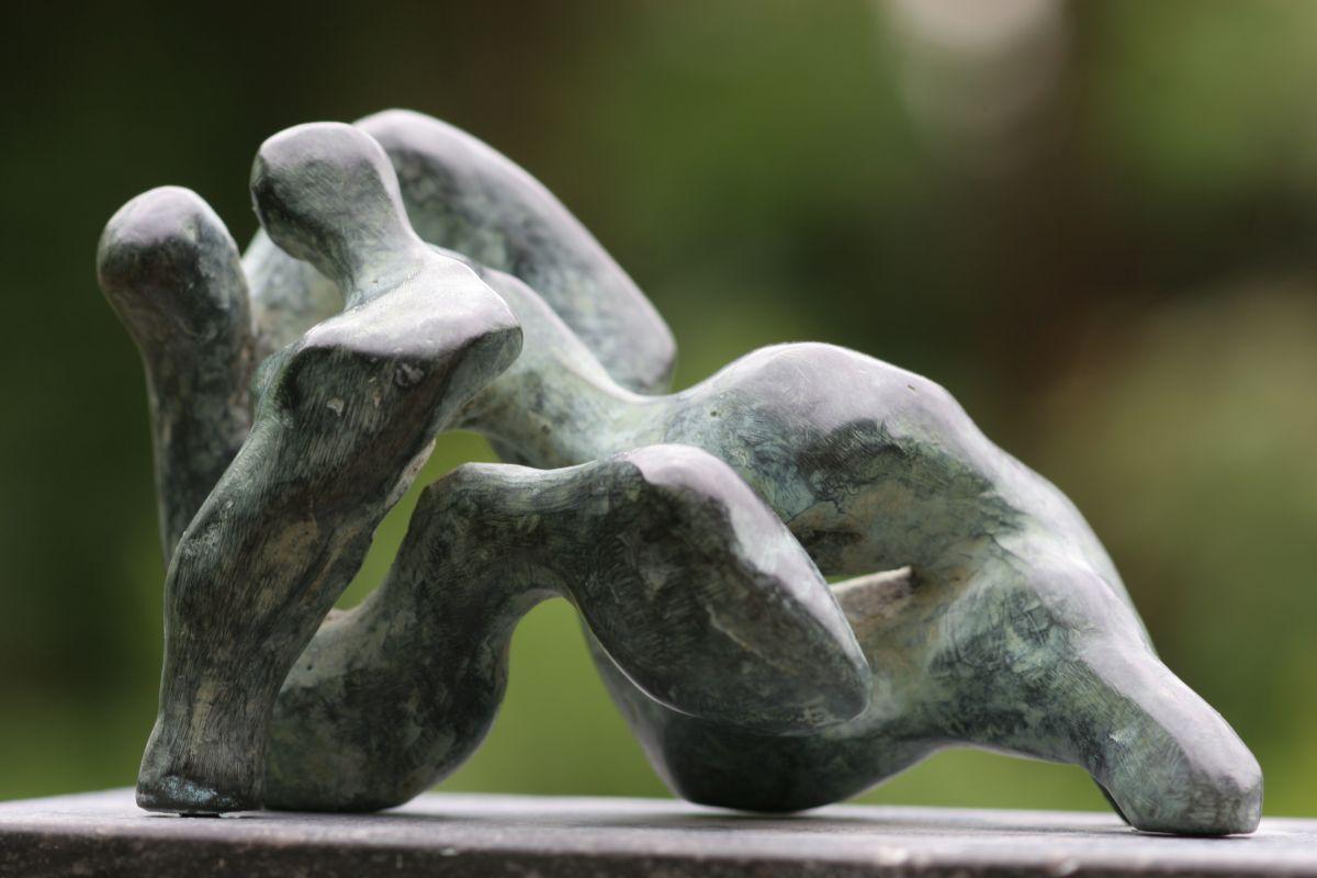 Kunst: Two In One van kunstenaar  Rogier Ruys