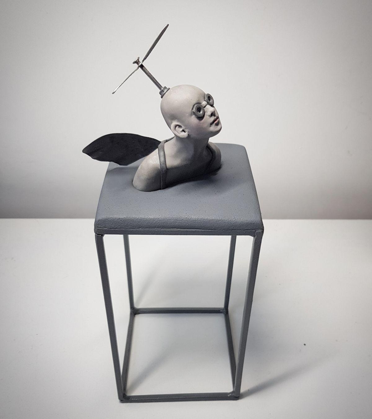 Kunst: Uitvliegen van kunstenaar Saskia Hoeboer