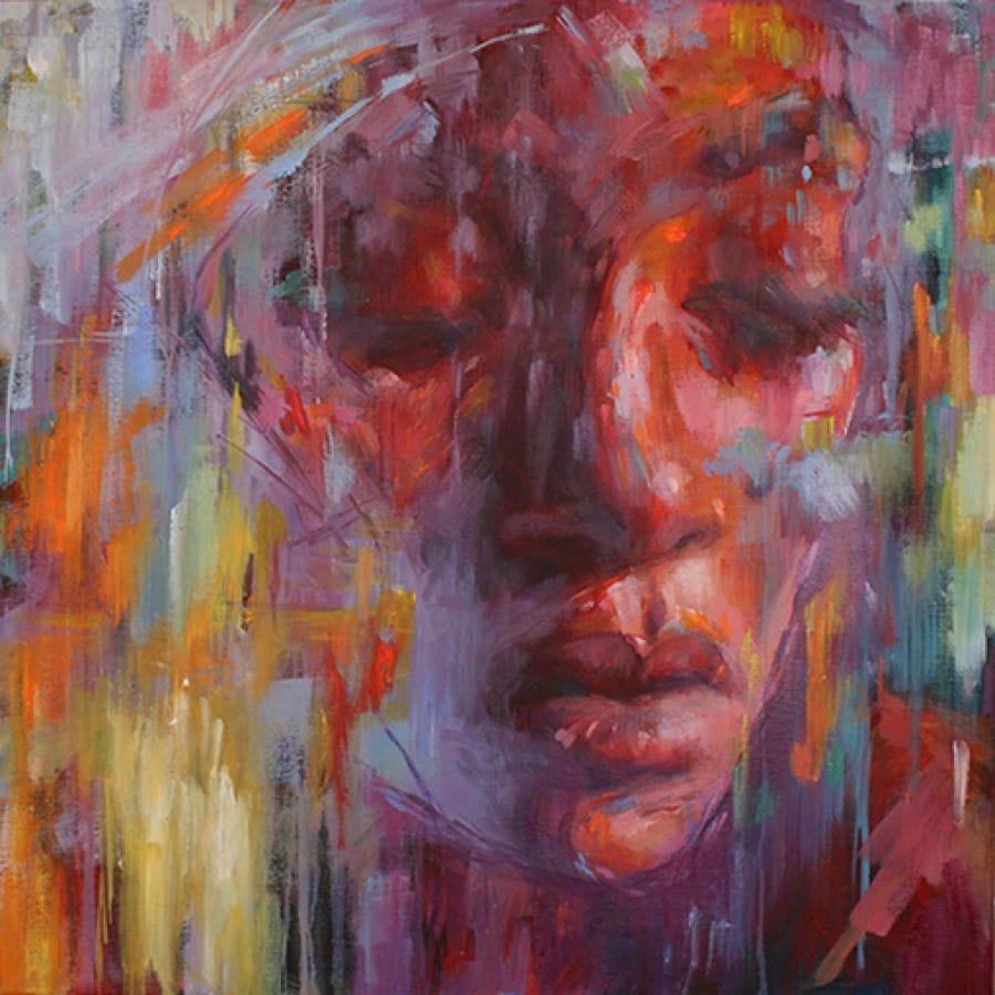 Kunst: Until Now van kunstenaar Evelyn Hamilton