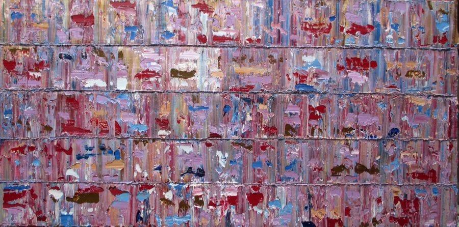 Kunst: Upolu, van kunstenaar Rinus Hofman
