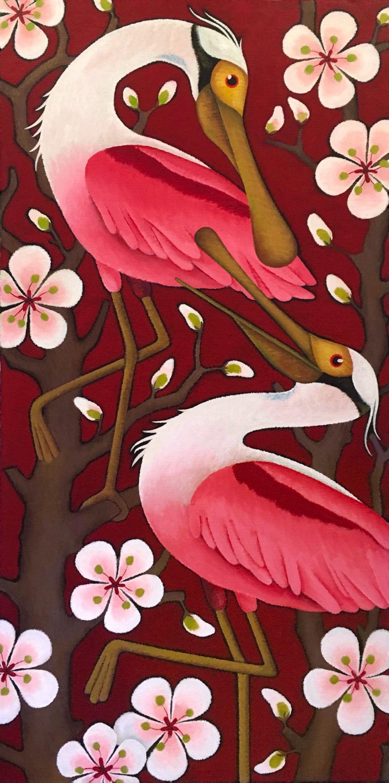 Kunst: Valentine love van kunstenaar Yvonne Zomerdijk