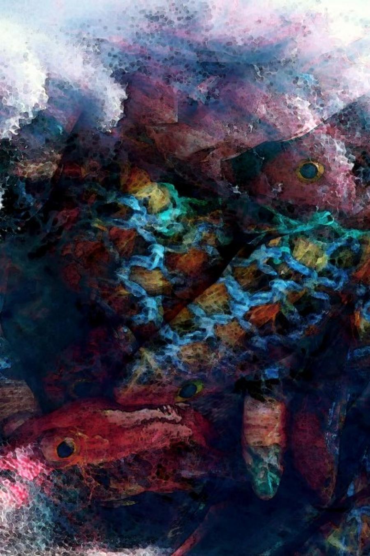 Kunst: Vangst van kunstenaar Pimm van Mourik