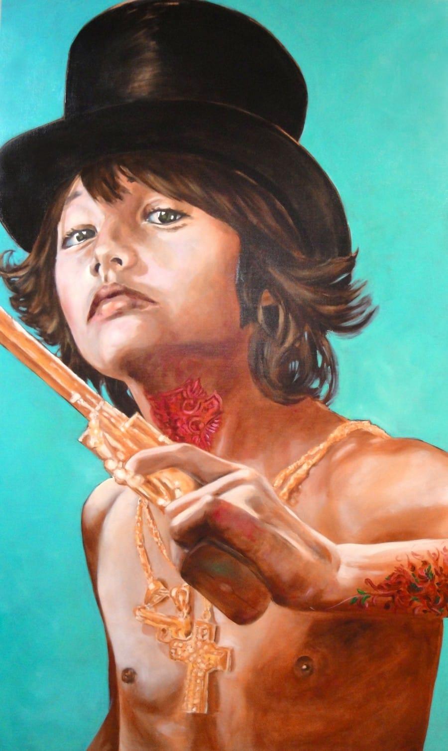 Kunst: Veelzijdige strijd van kunstenaar Lisette Durinck