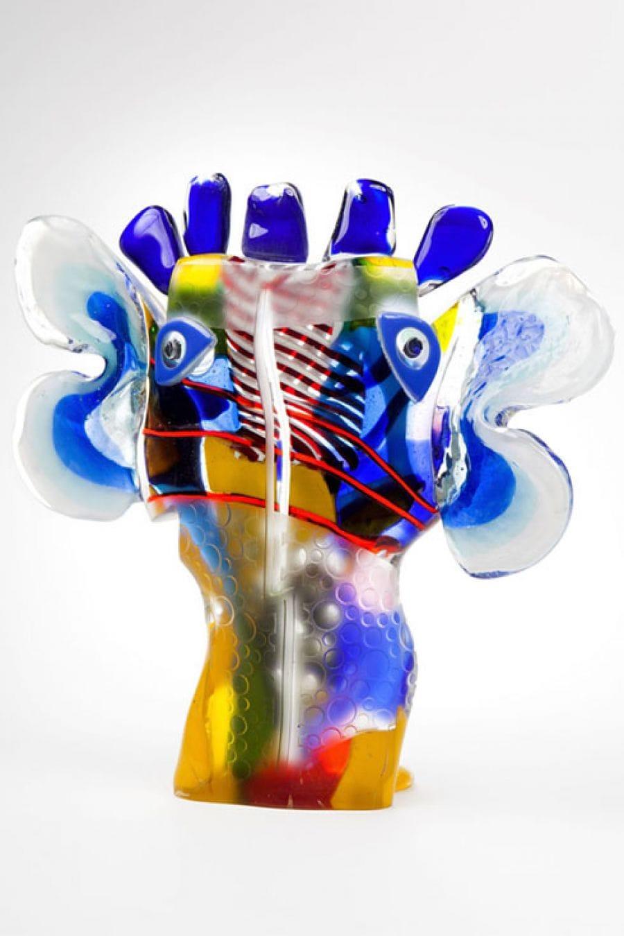 Kunst: Veiled van kunstenaar Louis la Rooy