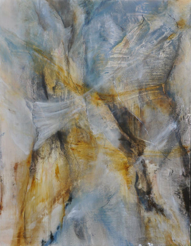 Kunst: Verhulde ontmoeting van kunstenaar Maria Verstappen