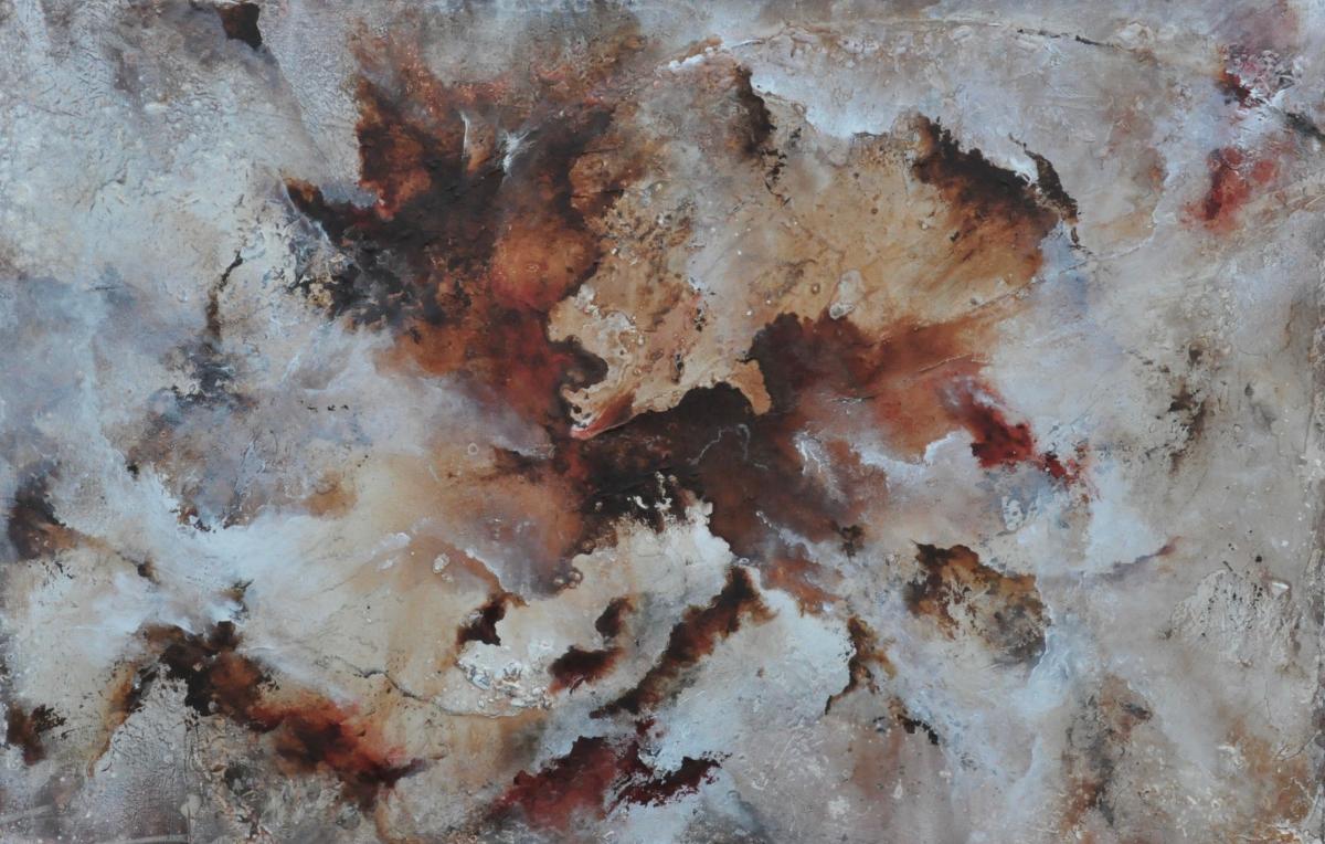 Kunst: Verscholen lagen van kunstenaar Maria Verstappen