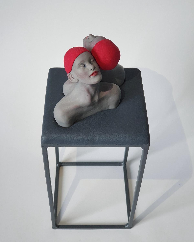 Kunst: vertrouwen van kunstenaar Saskia Hoeboer