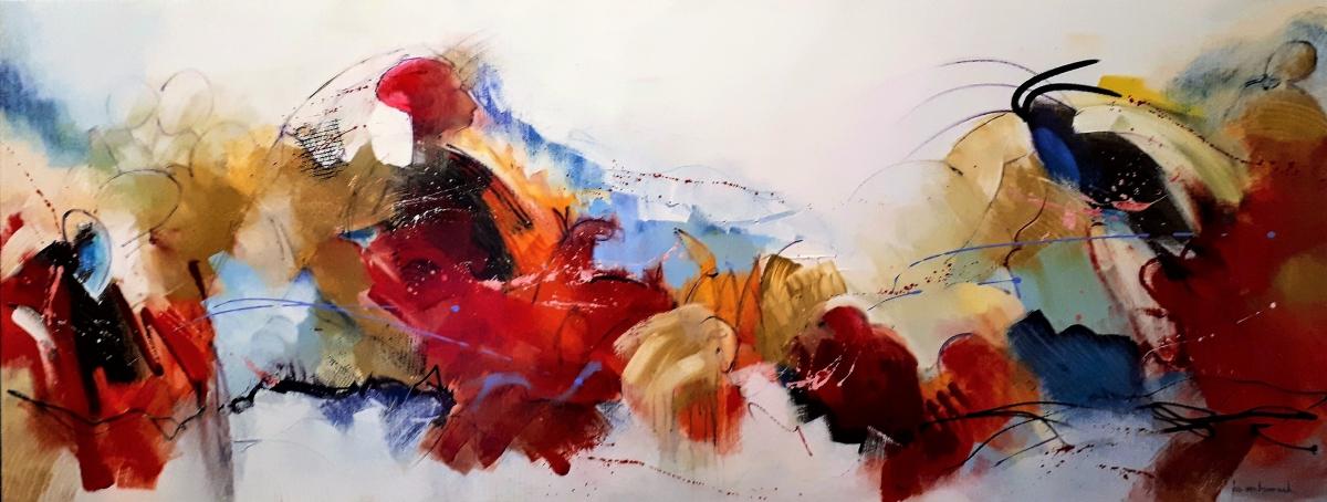Kunst: Verwachtingsvol van kunstenaar Jos van Beek