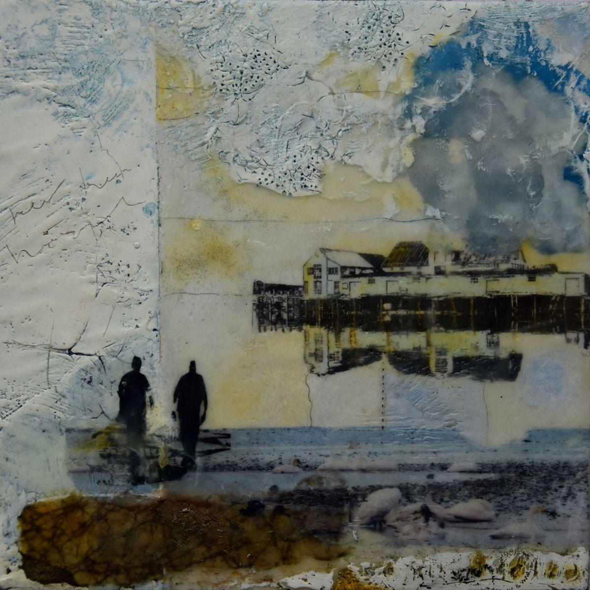 Kunst: Vesteralen van kunstenaar Trijnie Mohlmann