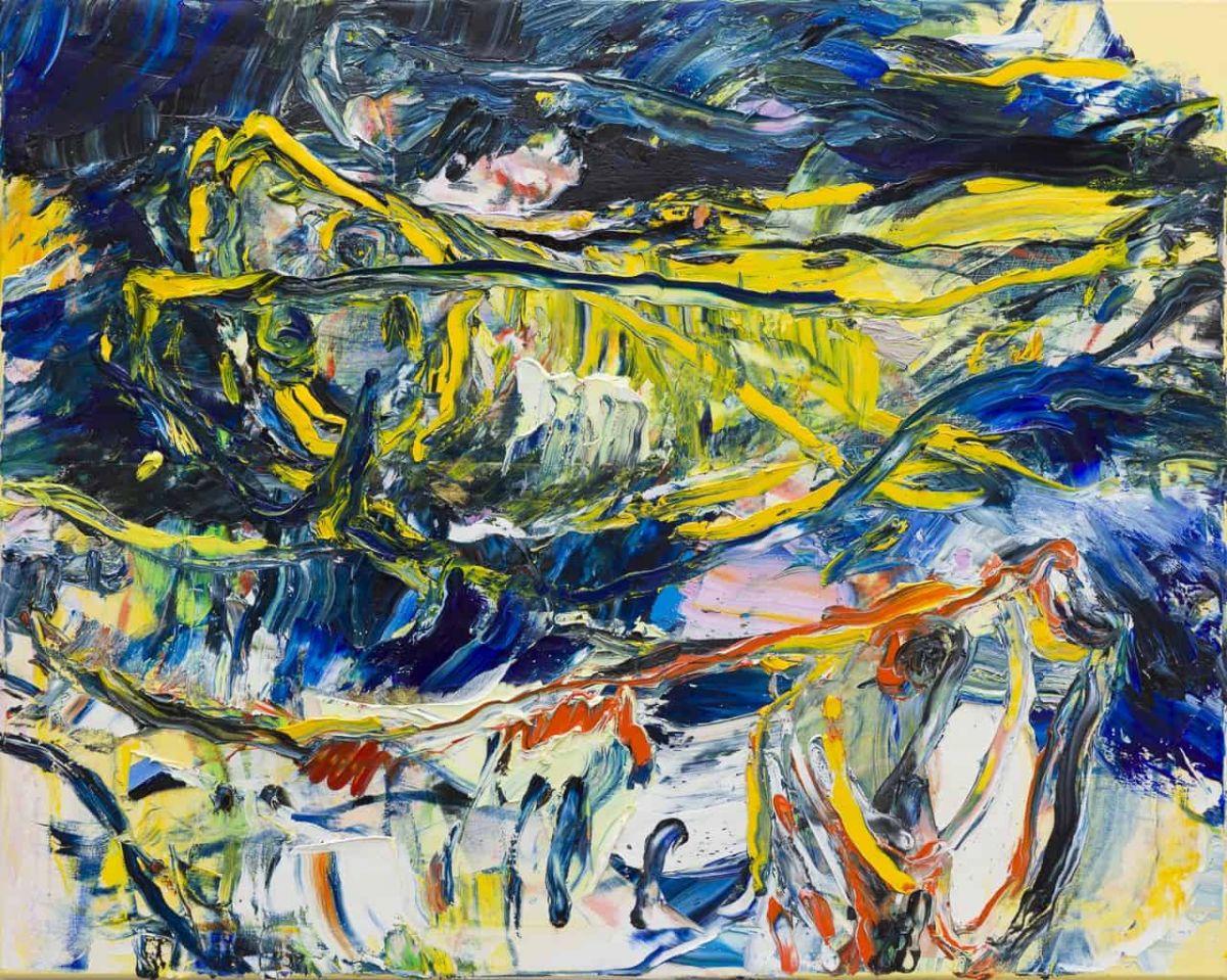 Kunst: Vissen  (VO31) van kunstenaar Jan van Lokhorst