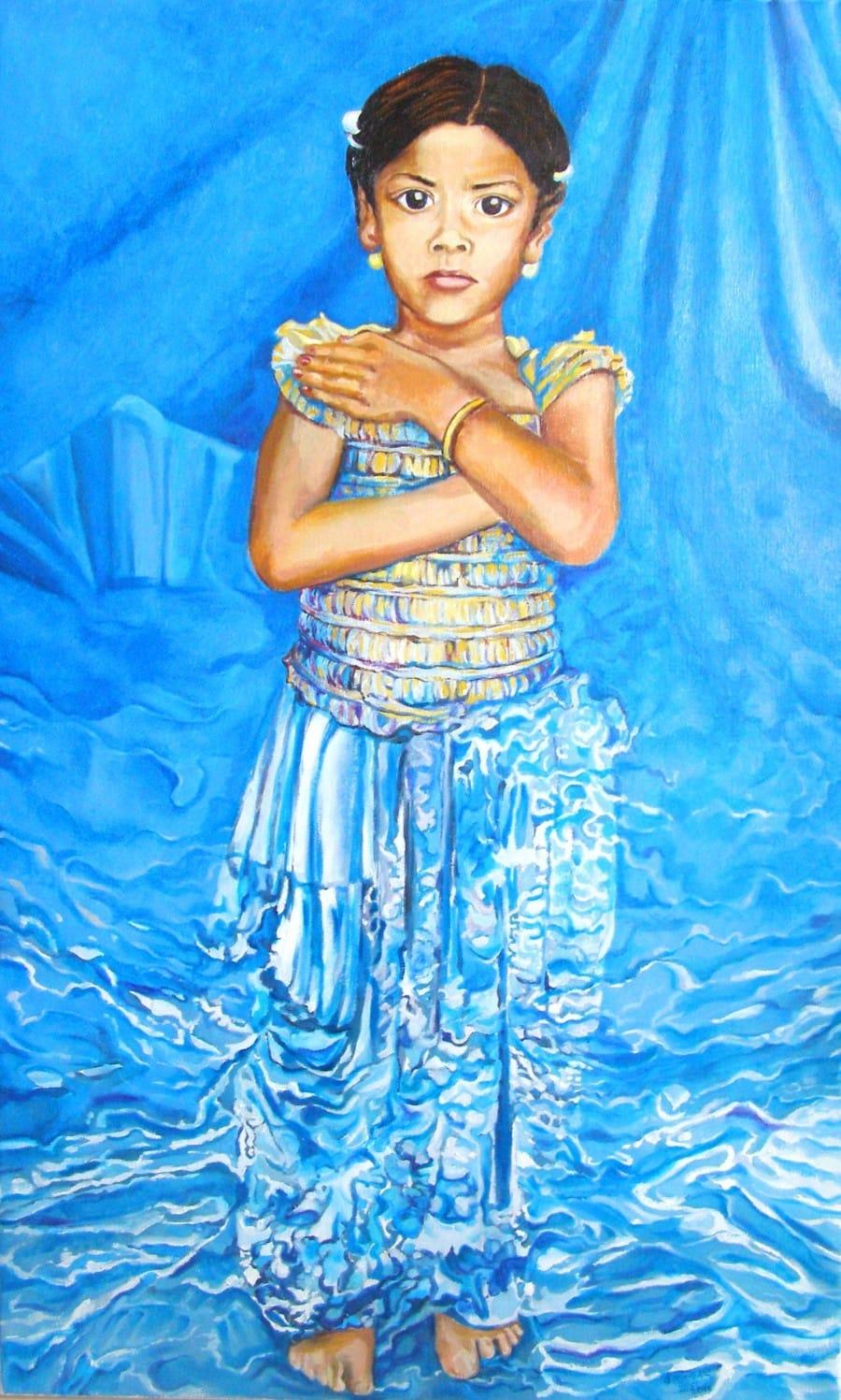 Kunst: Vloed van kunstenaar Sanneke S.I. Griepink