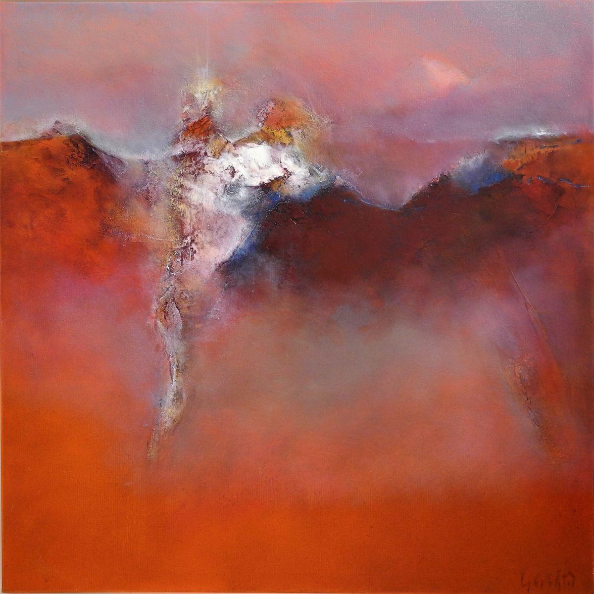 Kunst: Volcanos edge van kunstenaar Sietse Goverts