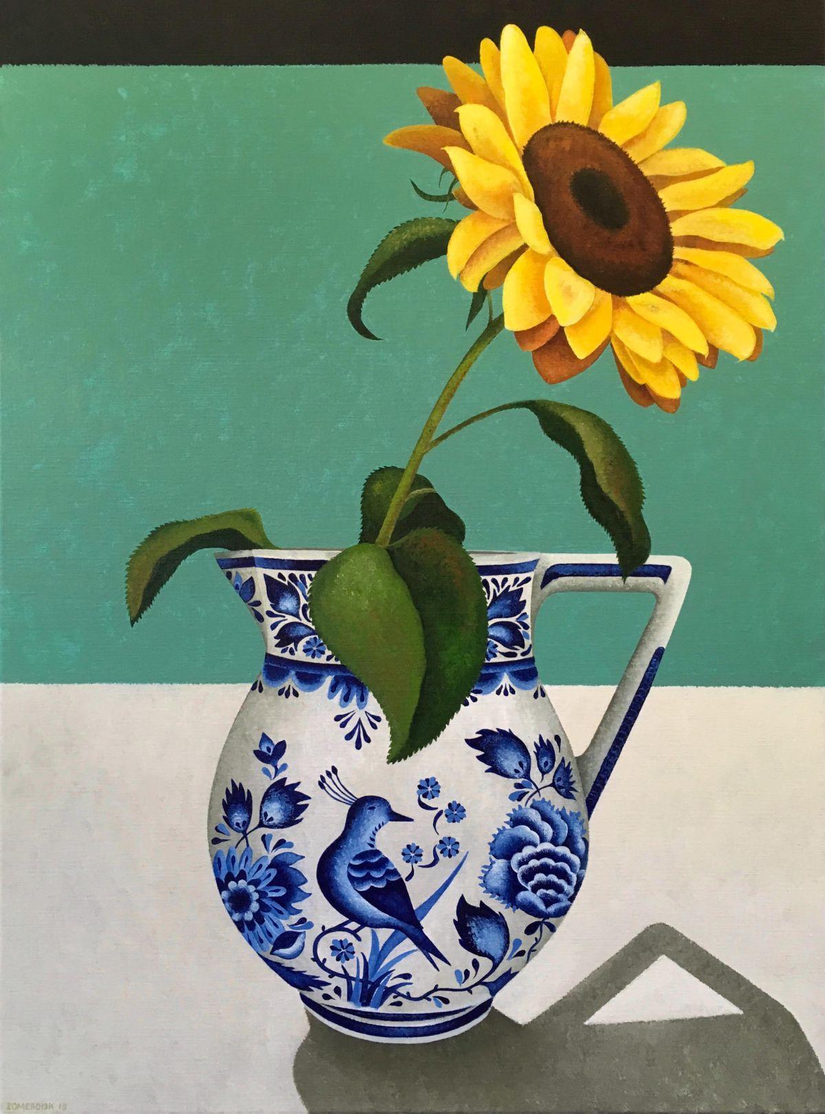 Kunst: Voor Vincent van kunstenaar Yvonne Zomerdijk