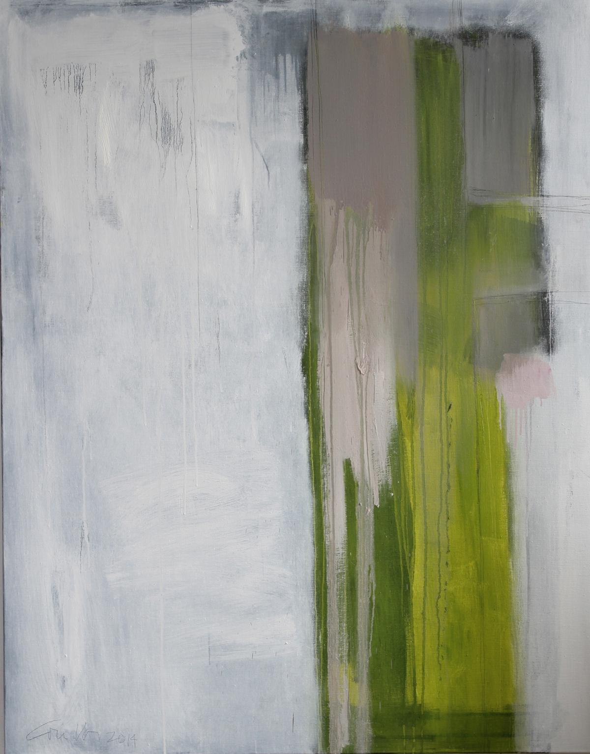 Kunst: Wald / Stam I van kunstenaar Lou Vos
