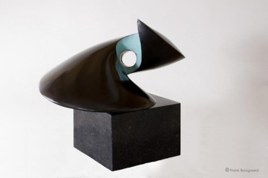 Kunst: Wave van kunstenaar Frank R. Boogaard