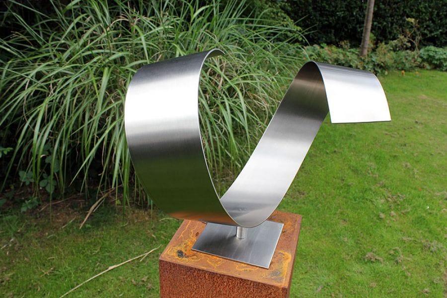 Kunst: Wave van kunstenaar Jeroen Stok