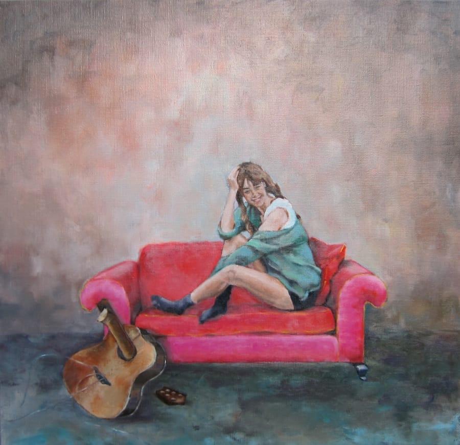 Kunst: We gingen helemaal los van kunstenaar Miranda Karskens