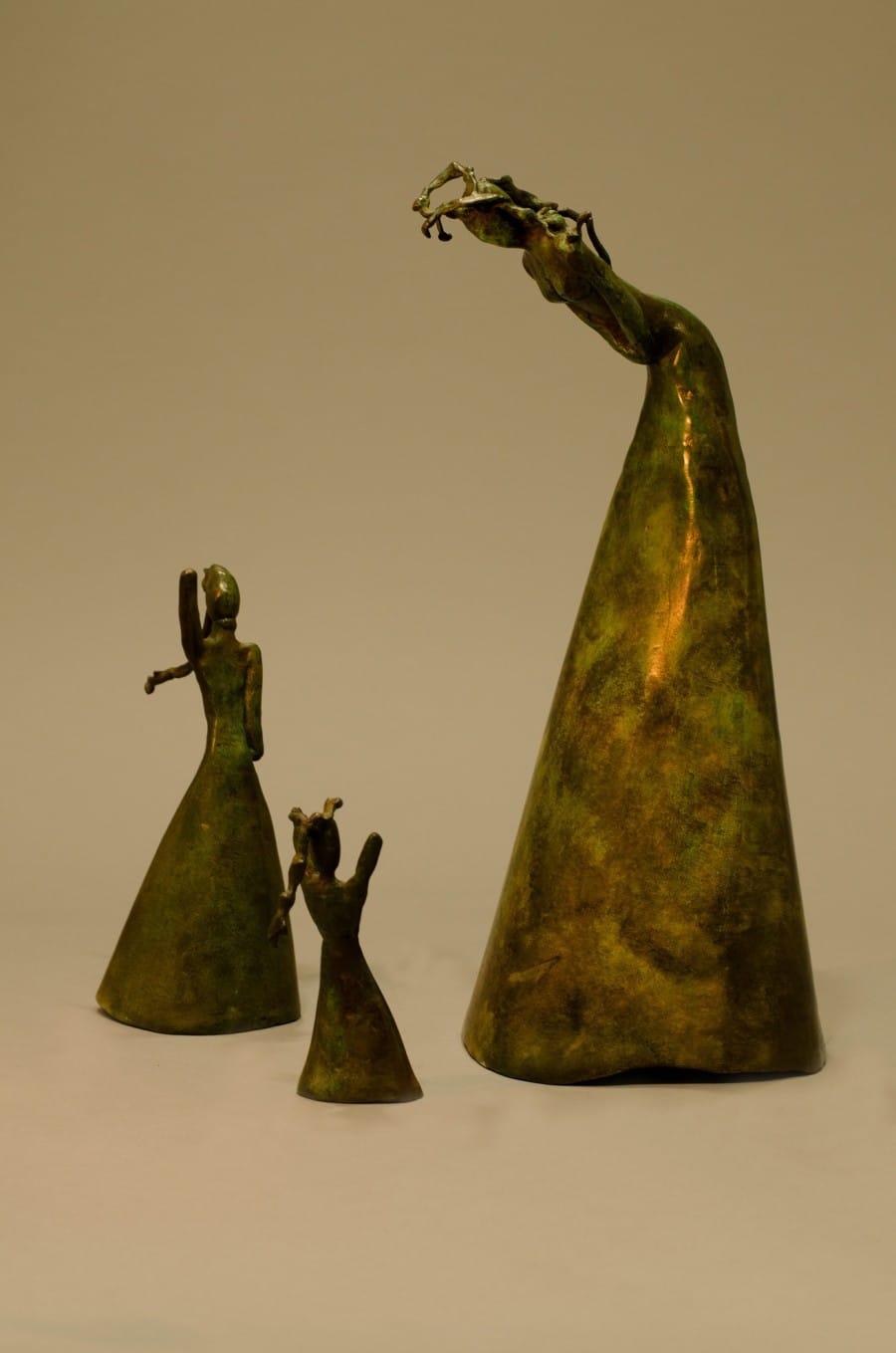 Kunst: Weerzien van kunstenaar Els Grootaers