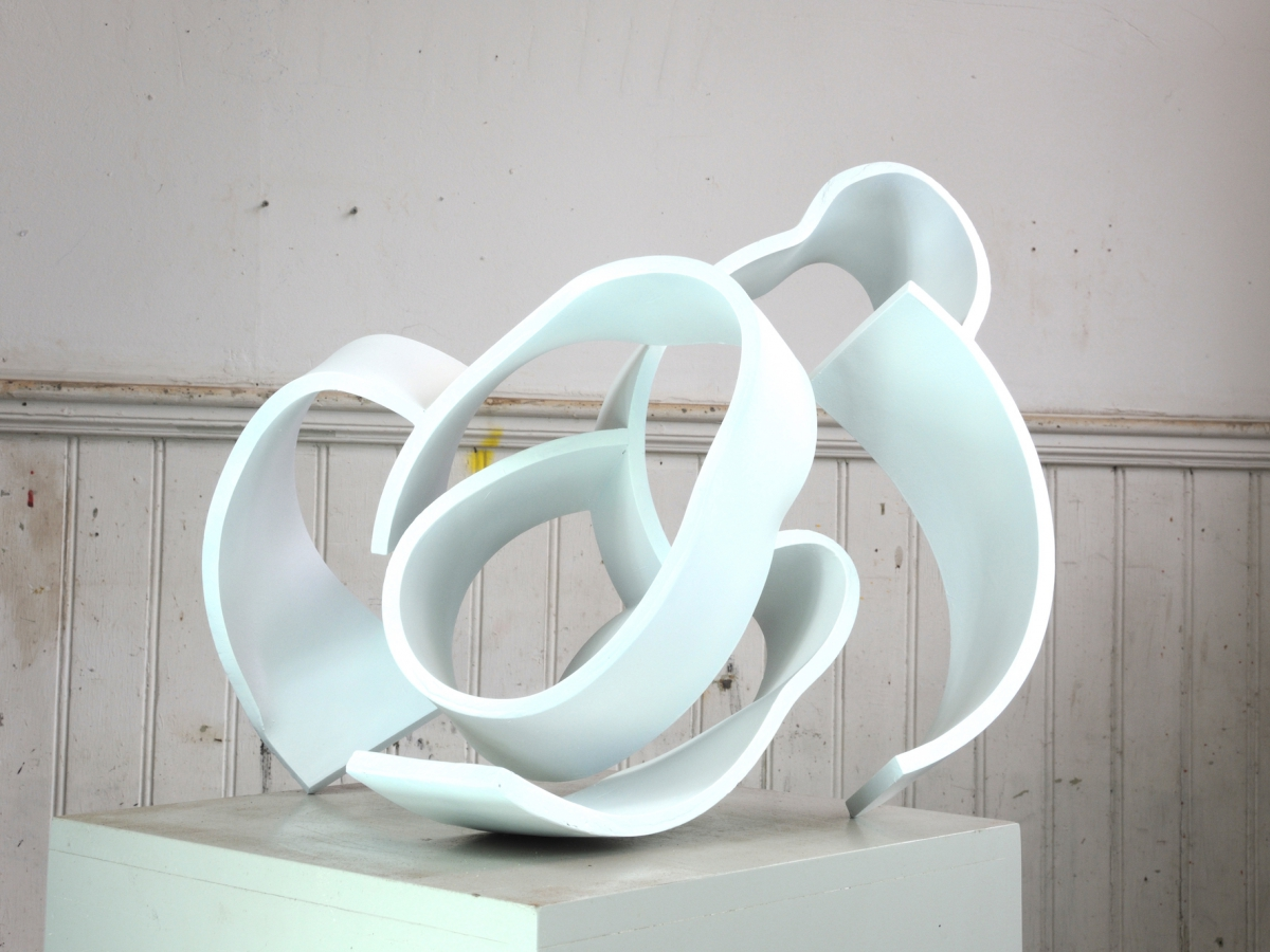 Kunst: Whiteout van kunstenaar Eelke van Willegen