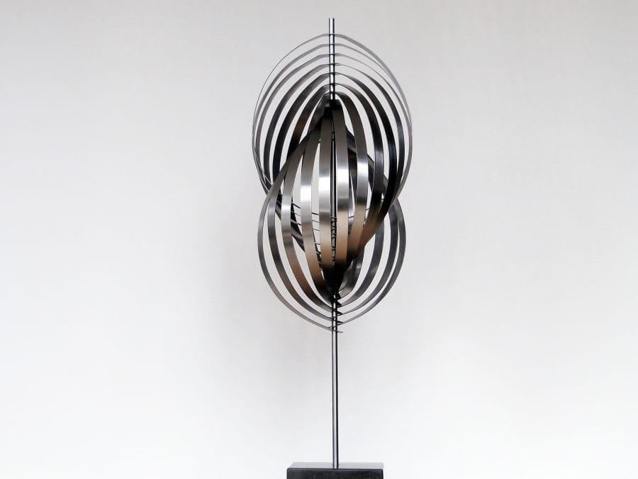 Kunst: Worm van kunstenaar Bert Verboon