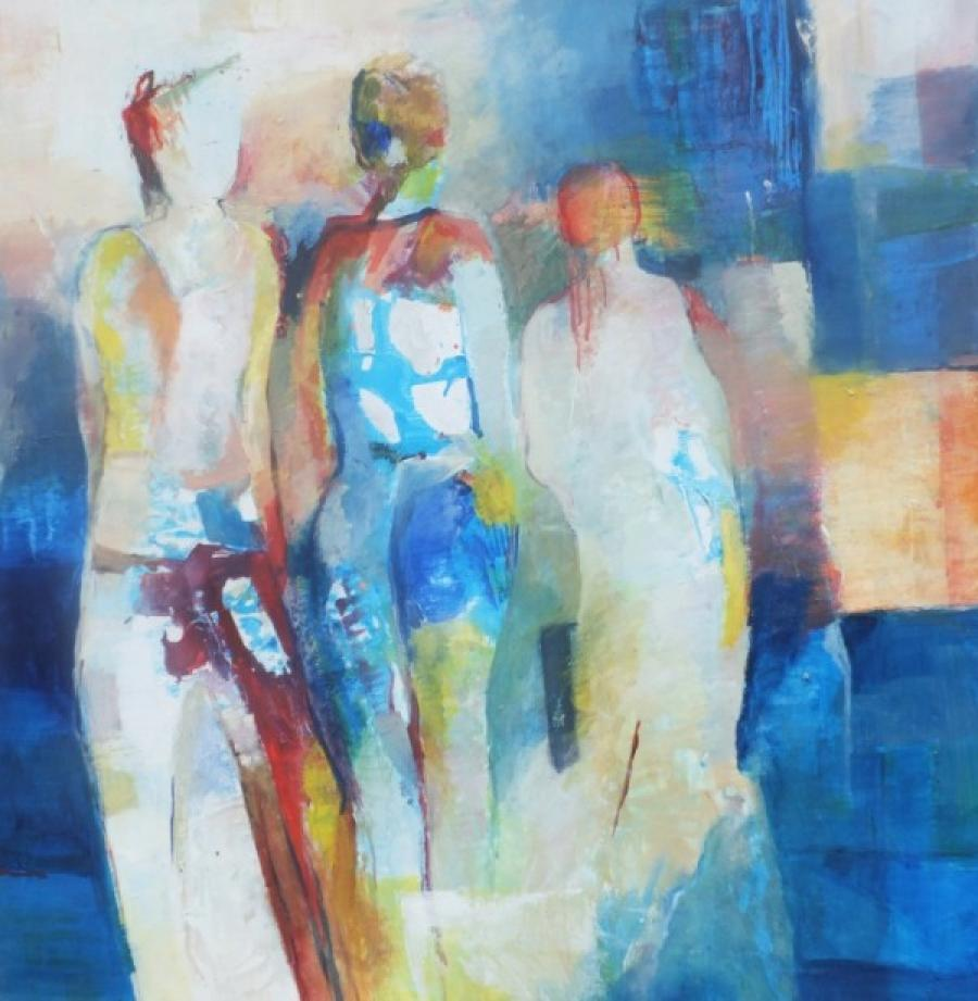 Kunst: generaties van kunstenaar Heleen Wilke