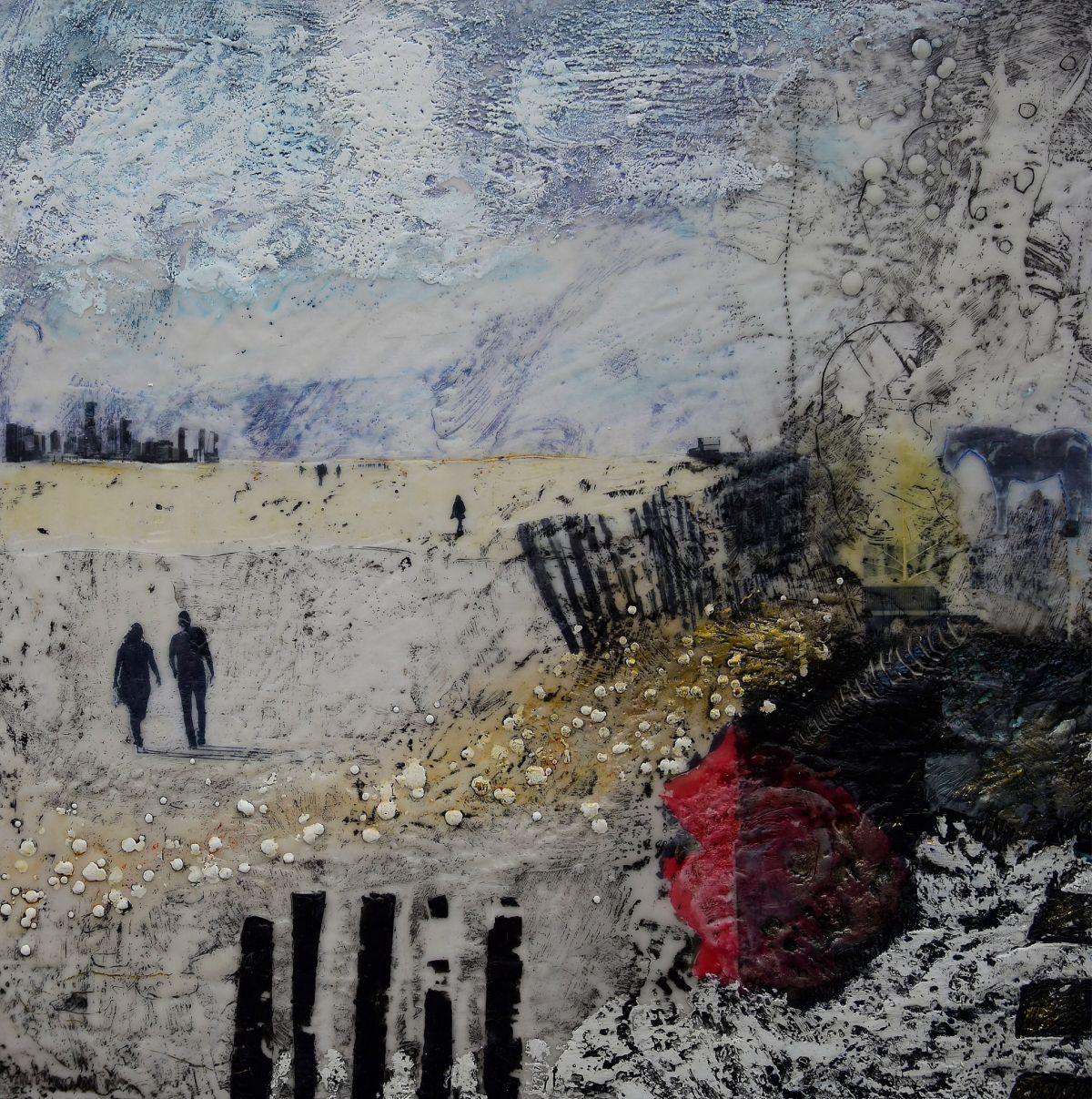 Kunst: z.t. Nr 1 van kunstenaar Trijnie Mohlmann