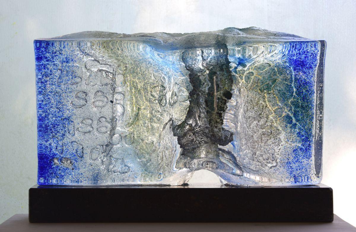 Kunst: Z.T. Nr. 10 van kunstenaar Trijnie Mohlmann